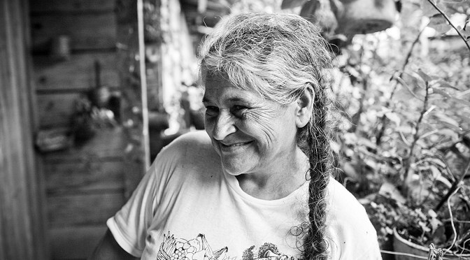 Doña Brigida's fifty years of perseverance