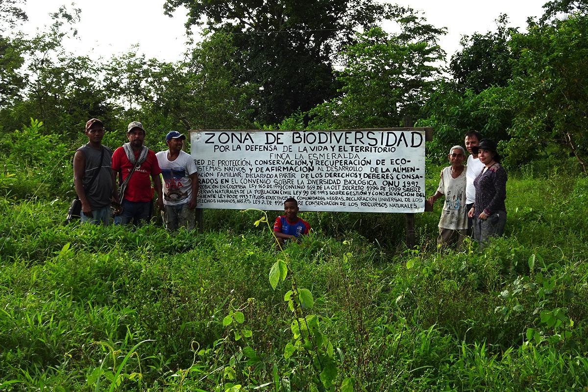 New Biodiversity Zone is created