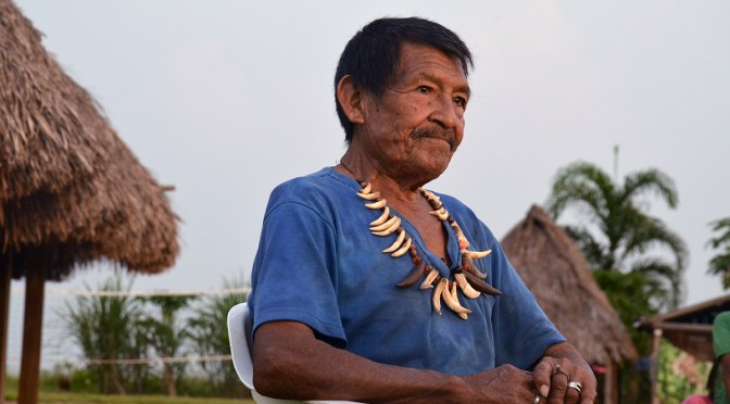 The Jiw and Sikuani fight for their ancestral lands