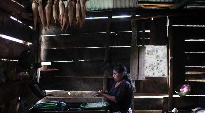 Guatemala: the forgotten women