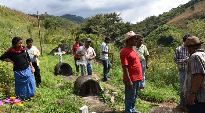 Mexico: The struggle of the Me'Phaa  against mining