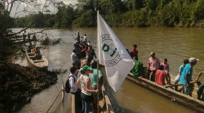 Bombings in Jiguamiandó awake old fears