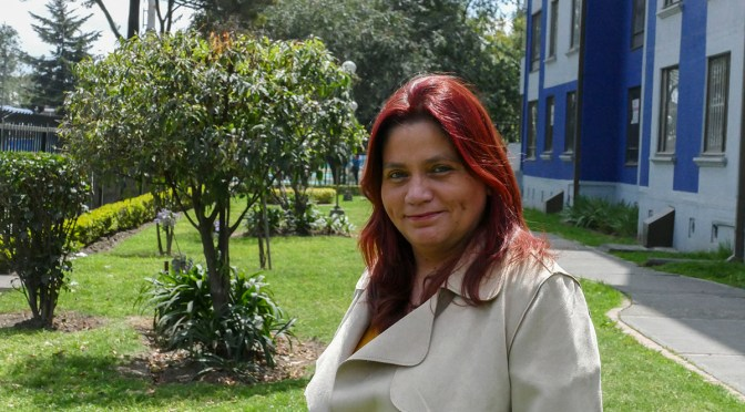 """Freedom of expression is a utopia to which I aspire"": Claudia Julieta Duque"