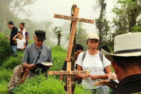 HErmana Mariela en peregrinación_blog