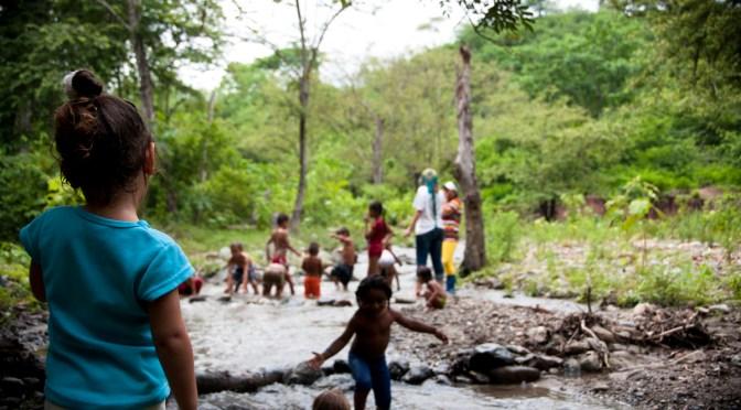 Venciendo el miedo junto a la comunidad campesina de Pitalito