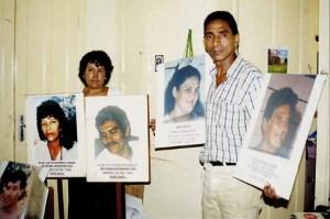 Ángel Quintero antes de su desaparición en 2000. Foto: Manon Schick