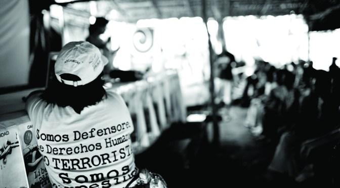La defensa de los derechos humanos, una actividad de alto riesgo en Colombia: Interceptaciones ilegales de comunicaciones