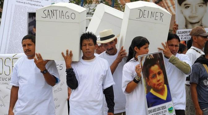La defensa de los derechos humanos, una actividad de alto riesgo en Colombia: Estigmatizaciones