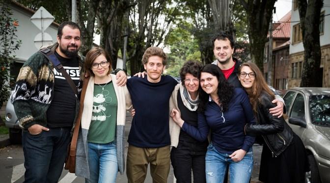 Llegan siete nuevos brigadistas a Colombia