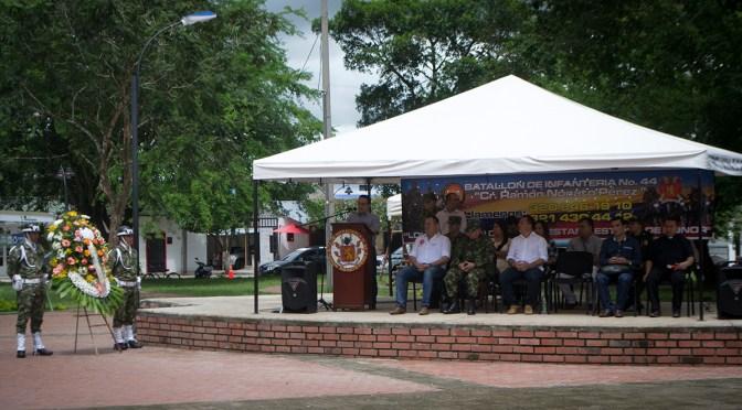 Ejecuciones extrajudiciales en Casanare