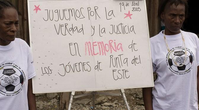 Buenaventura: El despojo del mar