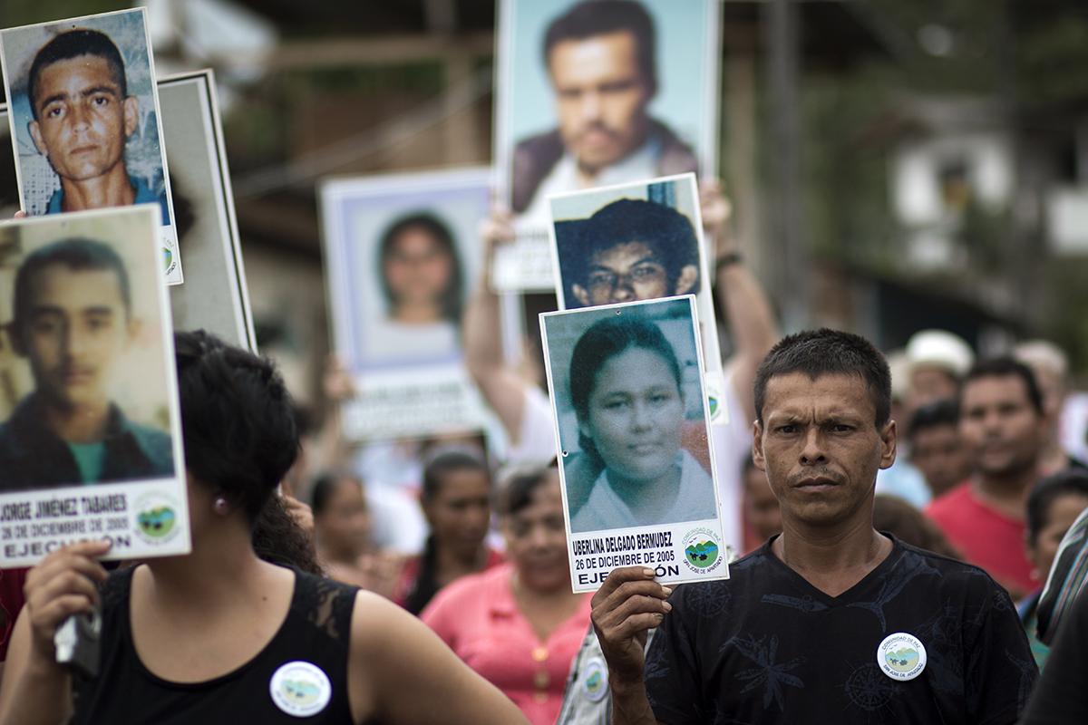 Grave aumento de asesinatos de quienes defienden los derechos humanos en Colombia