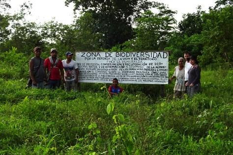Zona de Biodiversidad_finca la Esmeralda_guamo