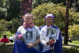 Luz Marina y Rosa Tejada