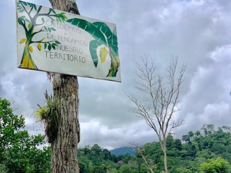 Foto1. Territorio