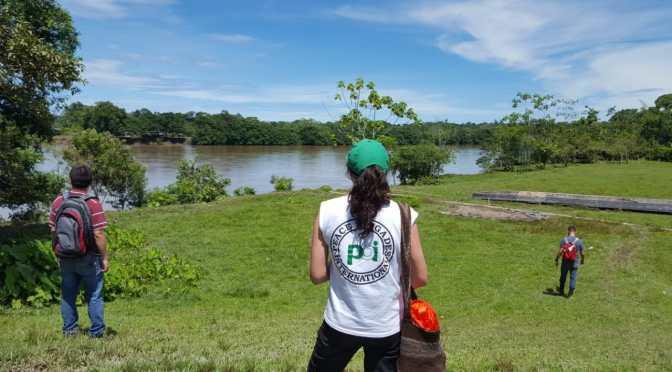 Solidaridad internacional en las luchas comunitarias para la defensa del territorio en Putumayo