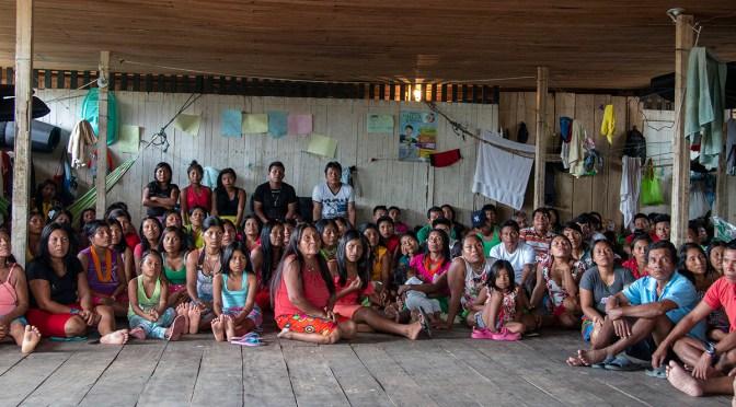 Comunidad Wounaan de Pichimá Quebrada pide volver a su territorio