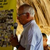"""""""El derecho a la libertad de expresión es el derecho más esencial en una democracia"""" Padre Javier Giraldo"""