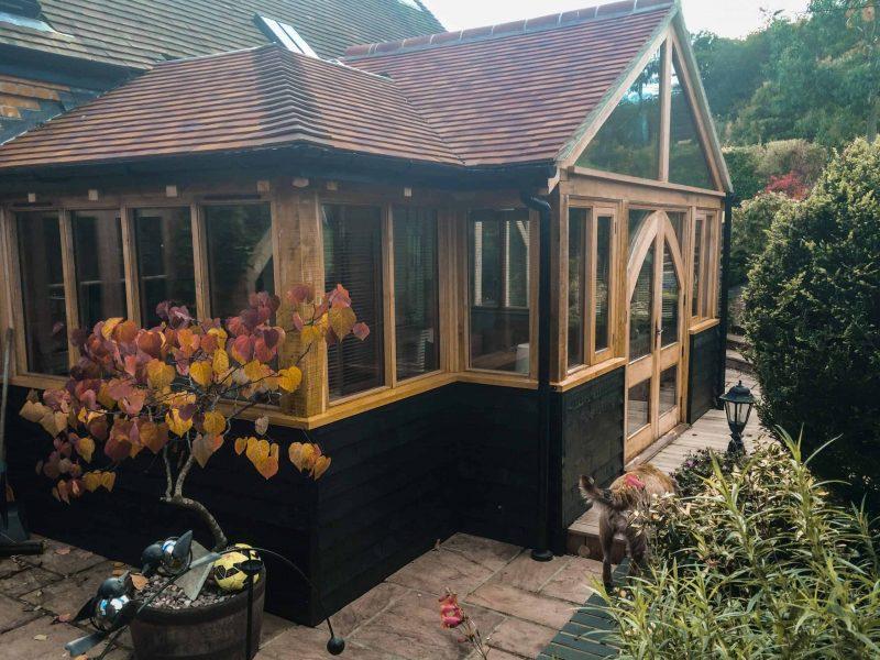 Extension by Builders in Newbury