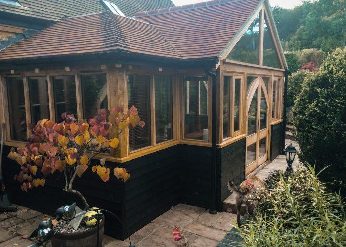 Sunroom by Builders in Newbury