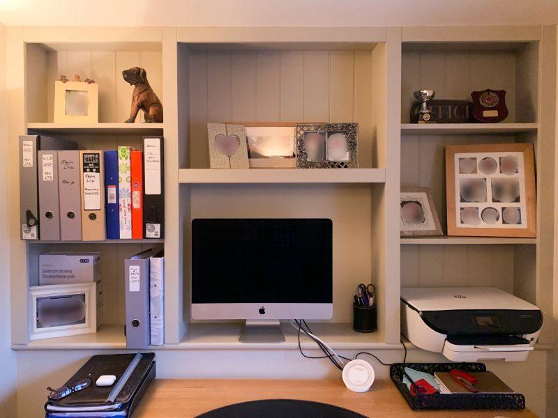 Office Storage by Builders in Newbury