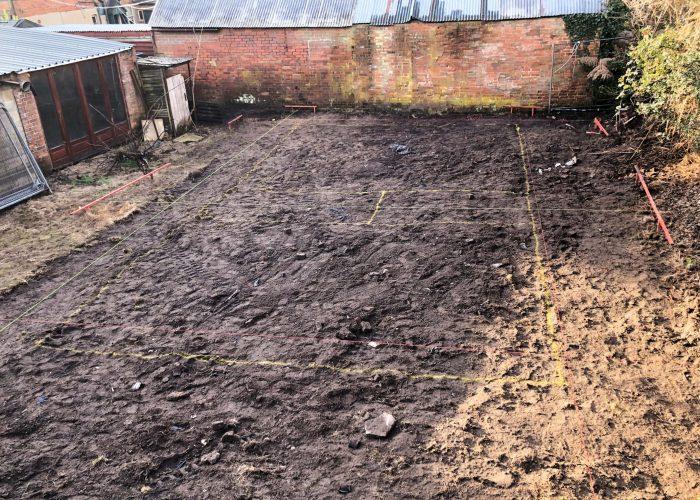 Full House Build by Builders in Newbury