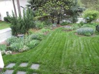Garden View - Looking west