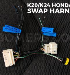 k20 k24 honda fit dash wiring harness [ 2048 x 1536 Pixel ]