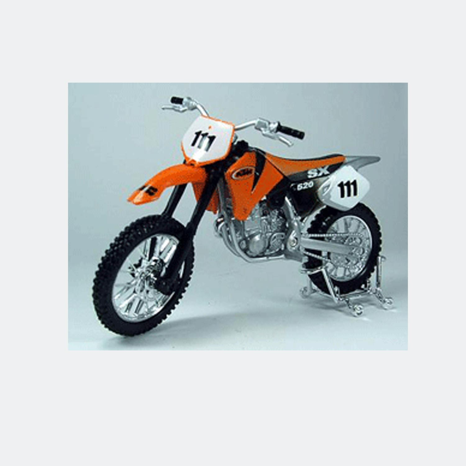 hight resolution of ktm 520 sx