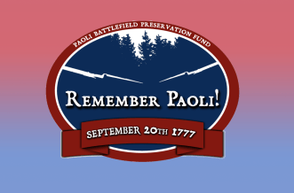 The Paoli Battlefield Preservation Fund Logo