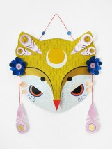 Camille Chew: Owl Mask