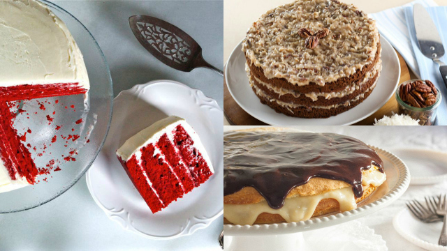 American Cakes Throughout History