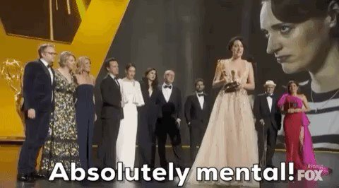 Image for the Tweet beginning: Missed the #Emmys this weekend?