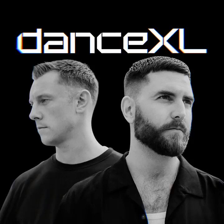 Image for the Tweet beginning: .@feelmybicep lead #danceXL with #Apricots