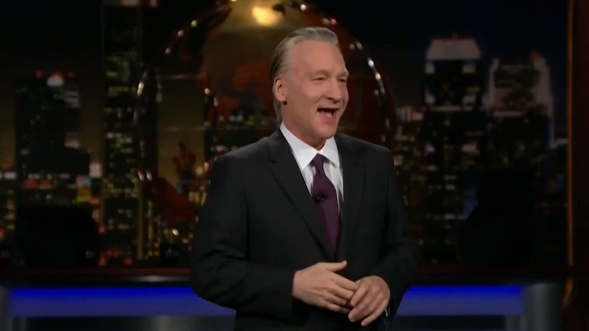 Bill Maher on Twitter This is not just a Different kind of President as all the GOP