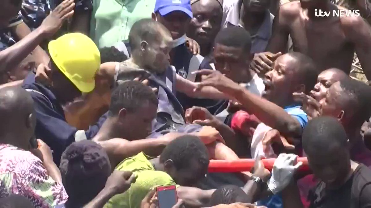 """e3JJgfeOOb3Nukts.jpg?zoom=0 - Update!!! Lagos Building Collapse: A Boy And A Girl """"Miraculously"""" Came Back To Life On Their Way To Mortuary(Pictures)"""