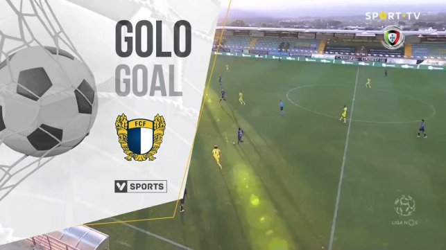 Image for the Tweet beginning: GOLO! FC Famalicão, Fábio Martins