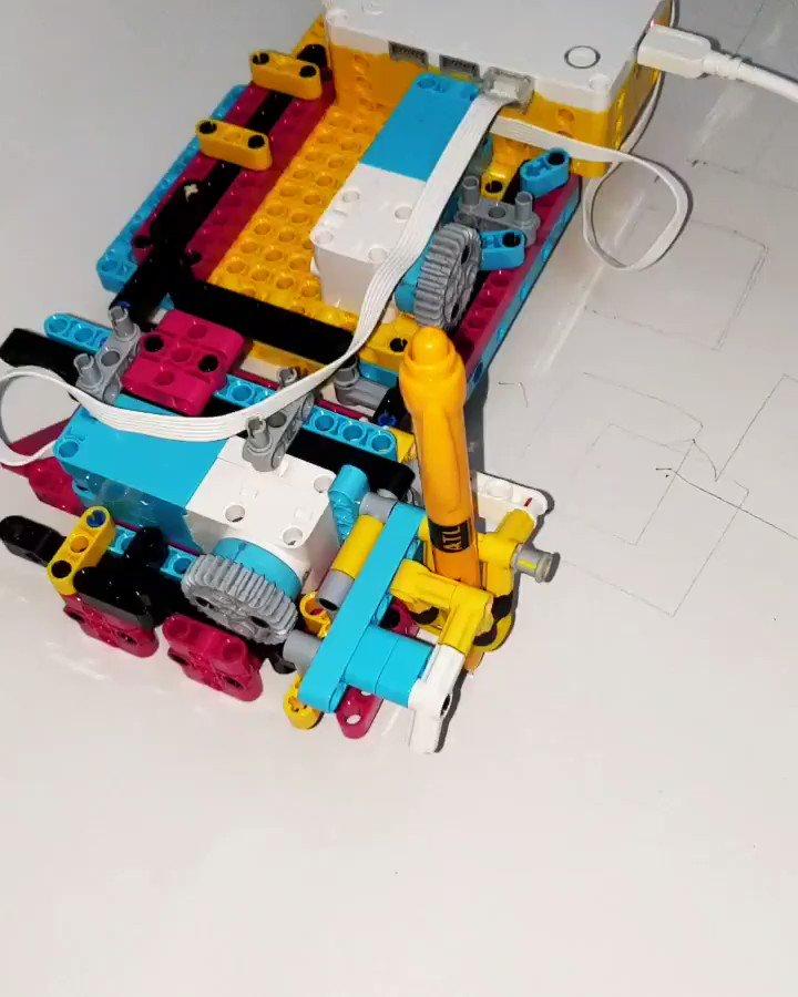 3vOxbbb3rpbpzPRF - Raising Robots - LEGO Mindstorms EV3 & WeDo