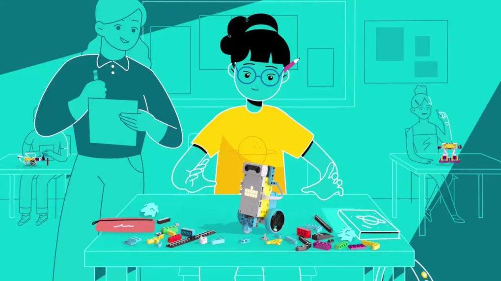 N1M2z 4GUFVGKPKV - Raising Robots - LEGO Education SPIKE Prime, MINDSTORMS & WeDo 2.0