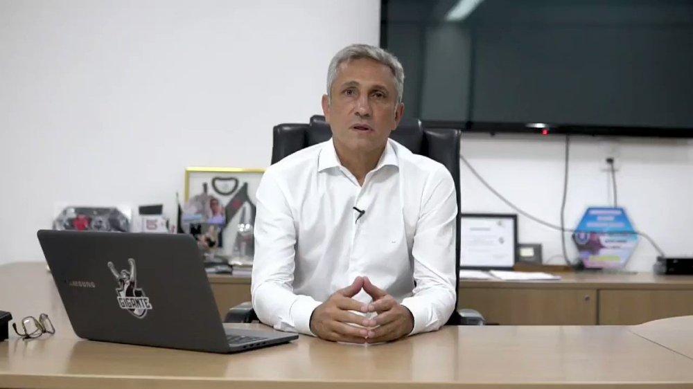 Presidente Alexandre Campello publica vídeo em resposta à Chapa Sempre Vasco. Confira #VascoENM