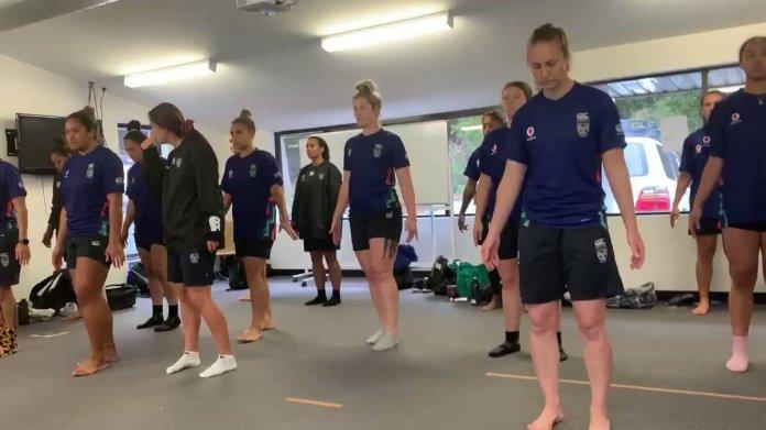Image for the Tweet beginning: Congratulations to @NZWarriors Women's team