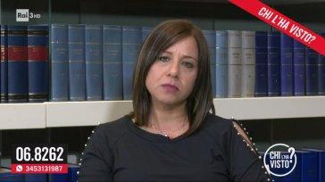 """#DenisePipitone: """"Cerchiamo di non fare confusione in rete"""", Piera Maggio a """"Chi…"""