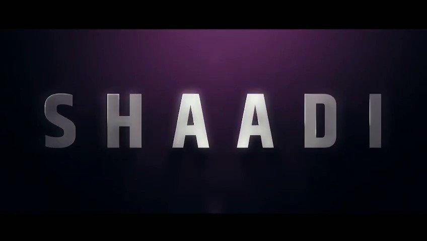 Image for the Tweet beginning: #ShaadiDahejNGangster