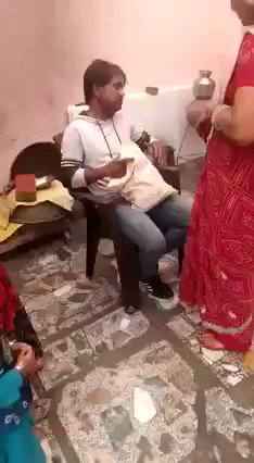 Horrifying video of a man self-immolating as in-laws were not returning his money. This is a reality that nobody wants to speak of because it challenges the settled narrative of only women being victims. If he had taken legal route to recover money, he knew he'd face #FakeCases