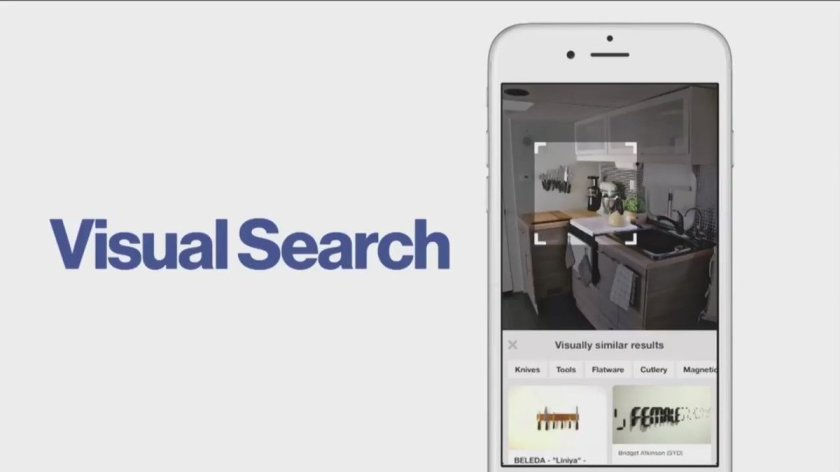 Deep learning lets you search Pinterest using images rather than words -  #EmTechDigital