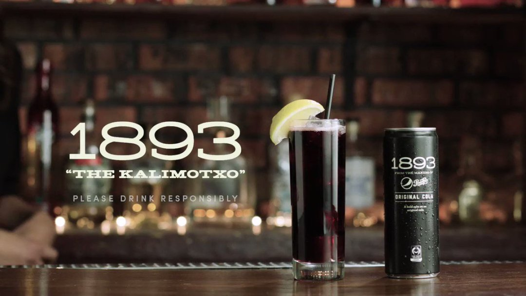 "We say it ""cali-mocho"" and we drink it with friends. Grab a little #1893PepsiCola and craft up one (or a few) tonight!"