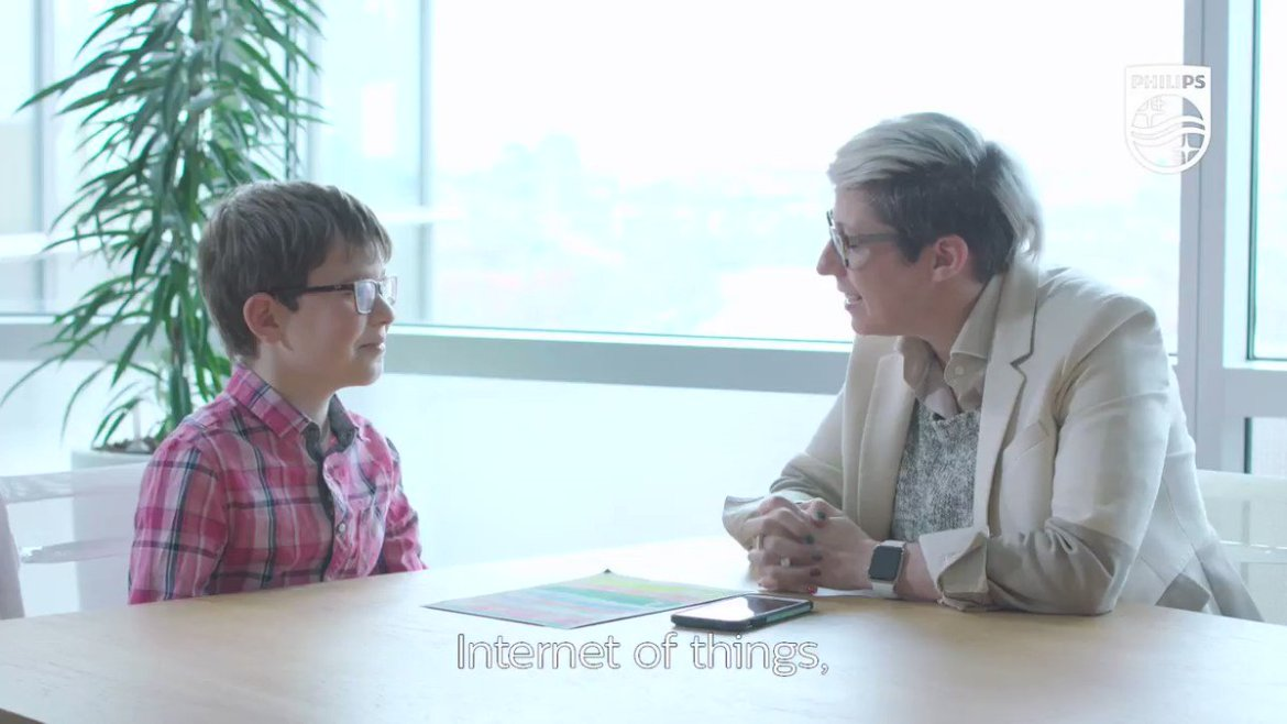 Will the #InternetofThings advance healthcare? @LiatBenZur talks to Jason about the subject:
