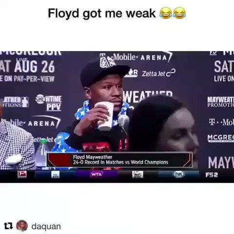 hCGDVJ7BZKxseQoJ Twitter Reacts To Mayweather Versus McGregor