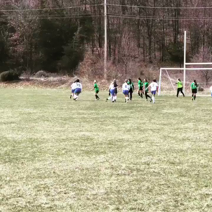Lily to Ava for the game winning goal yesterday!! Great way to kick off the spring season!  @Quickstrike_FC #soccersisters #SoccerSaturday #GameWinner #youthsoccer #womenssoccer #playitforwardproject