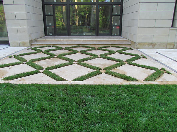 "kinwood landscape twitter ""travertine"
